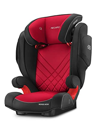 Recaro Monza Nova 2 Car Seat - Racing Red: Amazon.co.uk: Baby