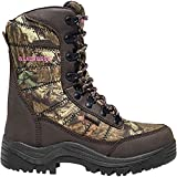 Lacrosse Women's Silencer 8'' Height Mossy Oak Break-Up Infinity 800G (541021)| Waterproof | Insulated Modern Comfortable Hunting Combat Boot Best For Mud, Snow (11)