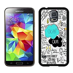 The Flaut In Our Stars Black For Case Samsung Galaxy Note 2 N7100 Cover creen Fashion and Charming Look