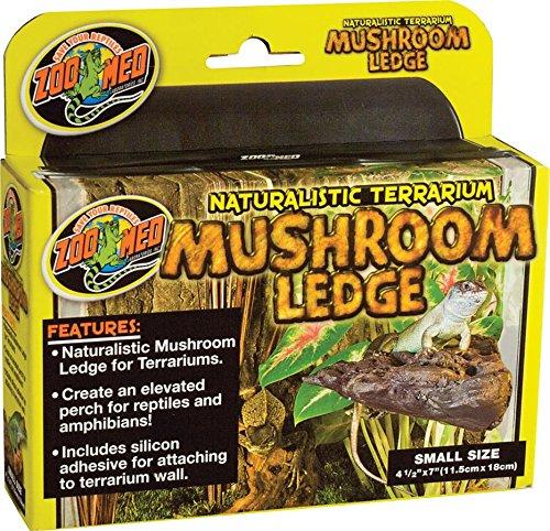 Zoo Med Mushroom Ledge, Small by Zoo Med