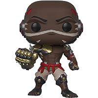 Funko FU32282 POP! Games: Overwatch #351 Doomfist Play Figure