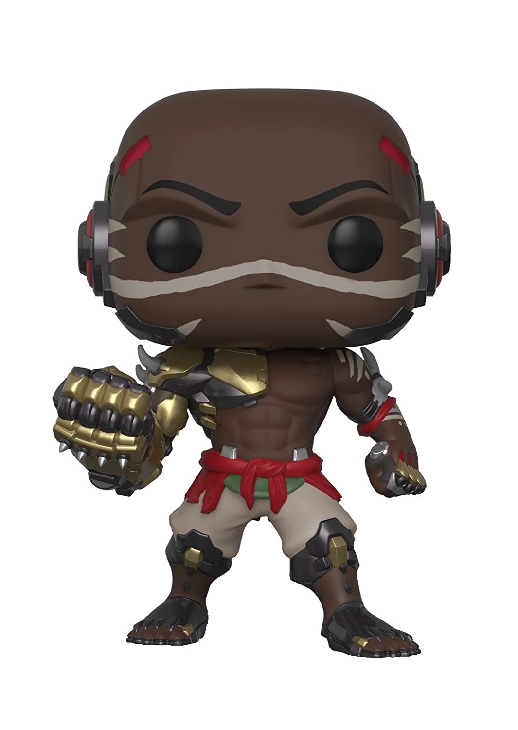 Funko Pop Games: Overwatch-Doomfist Collectible Figure, Multicolor 32282