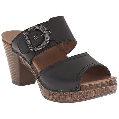 amazon com dansko stylish ramona women slides sandals elegant