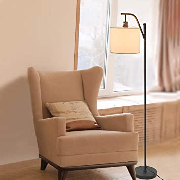 Amazon.com: Denzar Floor lamp - Bedroom & Living Room LED ...