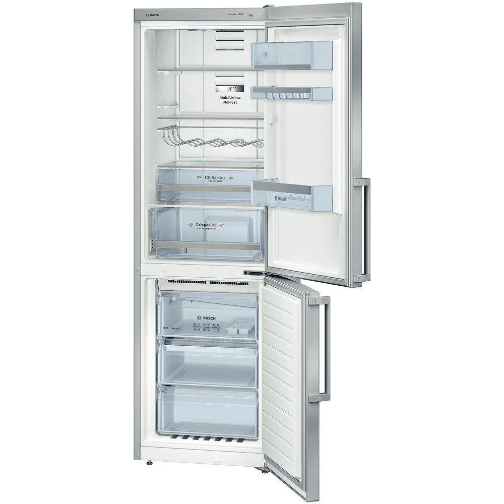 Bosch KGN36XI40 congeladora - Frigorífico (Independiente, Acero ...