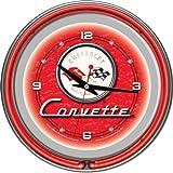 Trademark Global Trademark Corvette C1 14-Inch Diameter Neon Clock