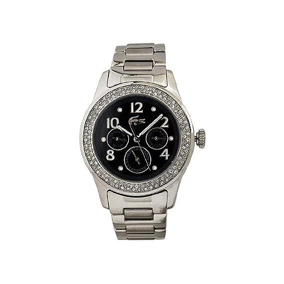 Lacoste 2000691 – Reloj de pulsera de mujer, correa de acero inoxidable