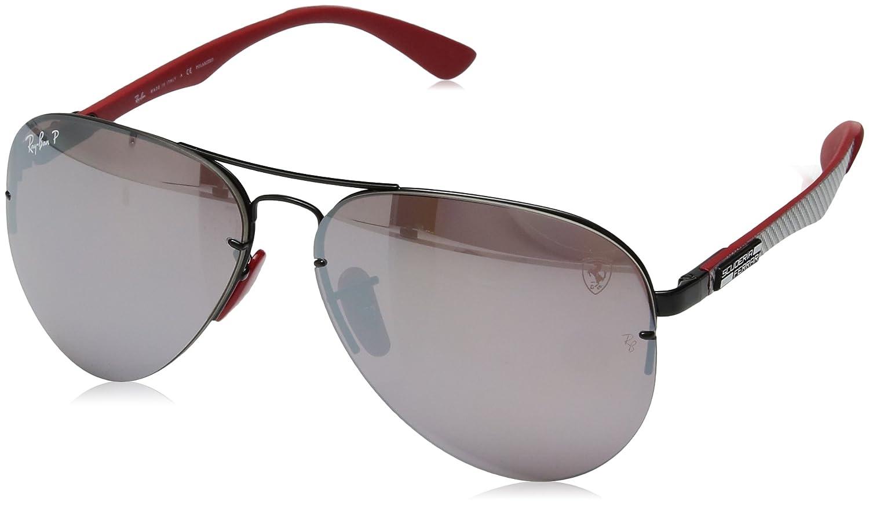 Ray-Ban 0RB3460M Gafas de sol, Black, 40 para Hombre: Amazon.es ...