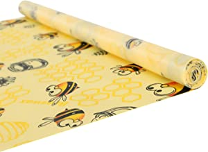 Beeswax Wrap Reusable Beeswax Food Wraps,Extra Large XXL Roll-53