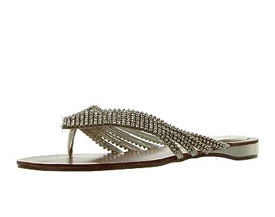 1513cd35f04 Nature Breeze Women s Kylie-09 Thong Sandals