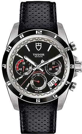 359ec45d9c5 Image Unavailable. Image not available for. Color: Tudor Grantour  Chronograph Men's Watch ...