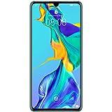 Smartphone Huawei P30 - 128 GB - Desbloqueado Color Aurora Boreal