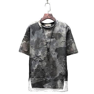 c6fade9081c New Summer Fashion T Shirt Men Design Print O Neck Short Sleeve Men s T  Shirts Casual