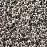 Modern Design Steel 24 in. x 24 in. Residential Carpet Tile (12 Tiles / Case)