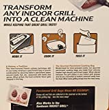 : Sunbeam UGB-15PDQ Master No-Mess Parchment Grilling Bags for any Indoor Grill, White