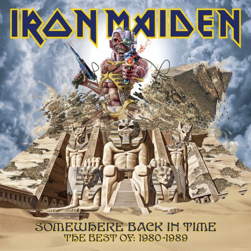 Iron Maiden - Somewhere Back In Time - The Best Of 1980-1989 (Iron Maiden Best Hits)