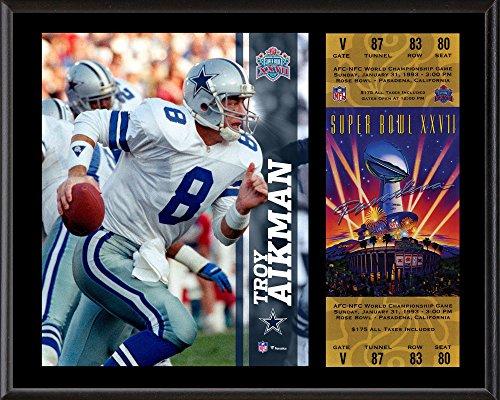 Troy Aikman Collectibles - Troy Aikman Dallas Cowboys 12
