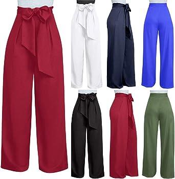 Pantalones de vestir para dama de fiesta