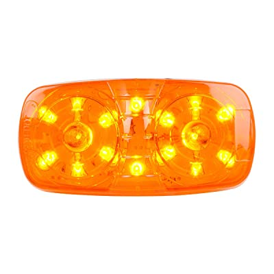 GG Grand General 85240 Tiger Eye Amber/Amber 16-LED Marker Light: Automotive