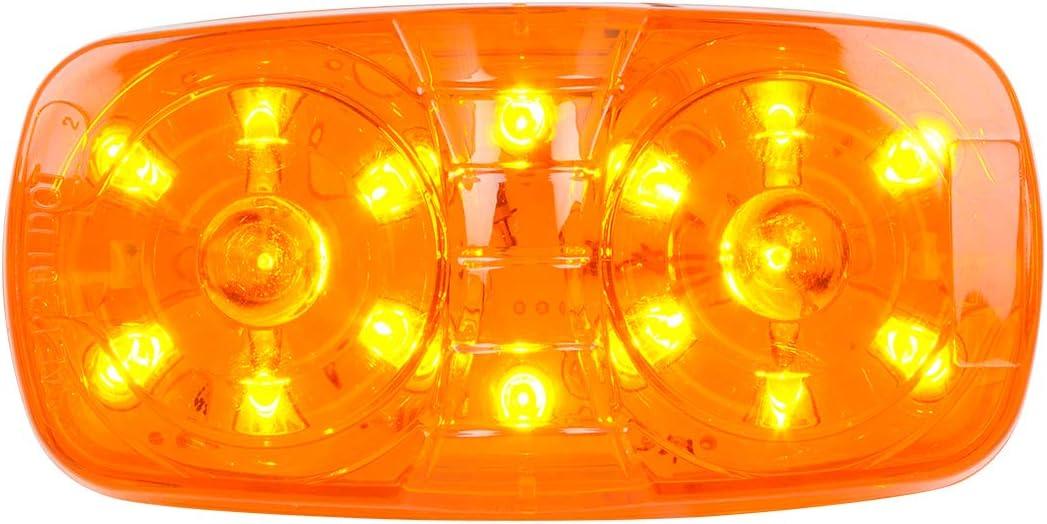 GG Grand General 85241 Tiger Eye Red//Red 16led Marker Light