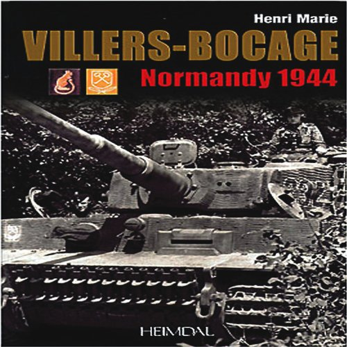 Villers-Bocage: Normandy 1944 ebook