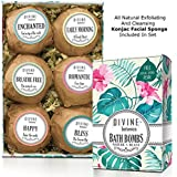 Best Bath Bombs - 6 Xtra Large and Lush Bath Bomb Gift Review