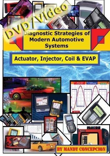 Actuator, Injectors, Coils & EVAP