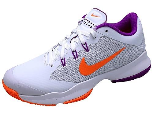 Nike - Zapatillas de Tenis de Material Sintético para Mujer Blanco Bianco Blanco Size: 40.5: Amazon.es: Zapatos y complementos