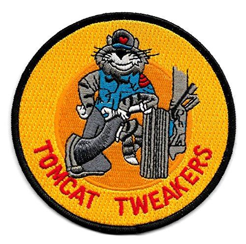 Tomcat Tweakers F-14 Navy Patch - 4 Inch