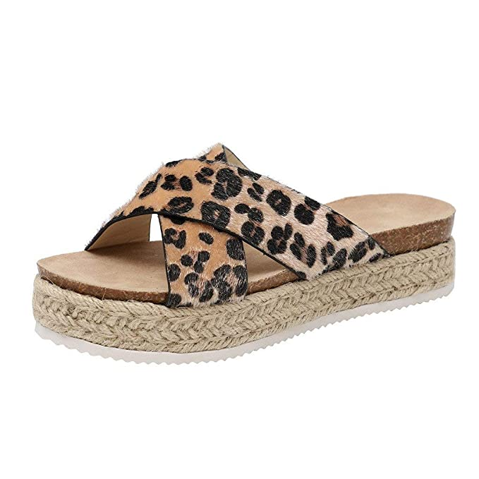 Women Summer Style Sexy Outside Rhinestone Gold Silver Beads On The Platform Wedges Super High Heels Slides Slippers Shoes Woman Slippers
