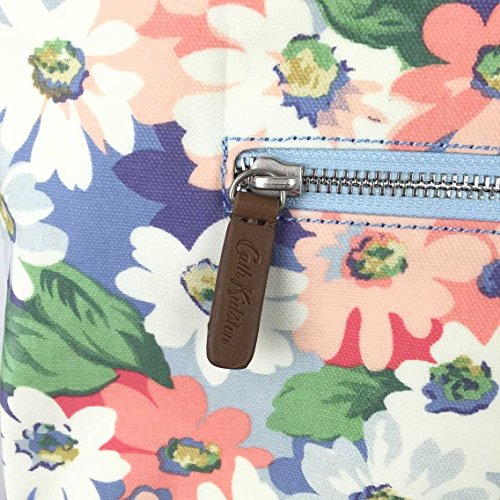 Handbag Strap Cath Oilcloth Pastel with Detachable Zipped Kidston Daisy Matt 15SS Painted BwqI0xIZaR