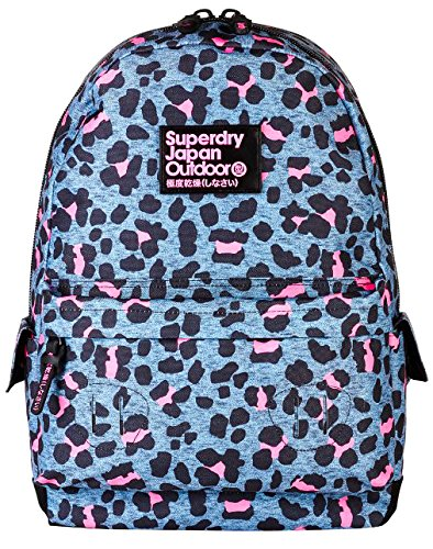 abee55b2ce Superdry Women s Print Edition Montana Backpack Handbag
