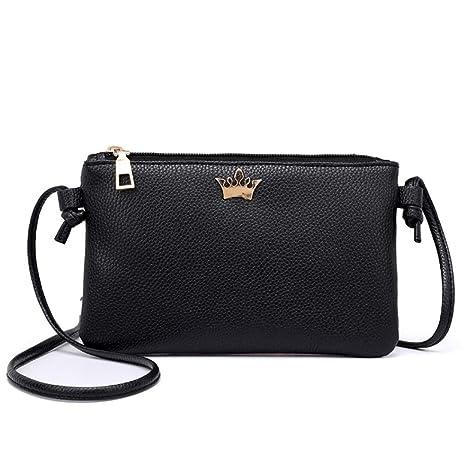 Longra Kleine Damentasche Umhängetasche Citytasche