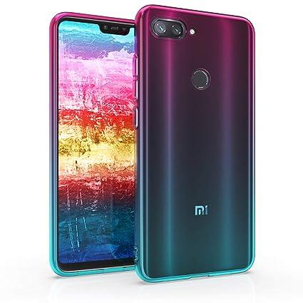 Amazon.com: kwmobile - Carcasa para Xiaomi Mi 8 Lite ...