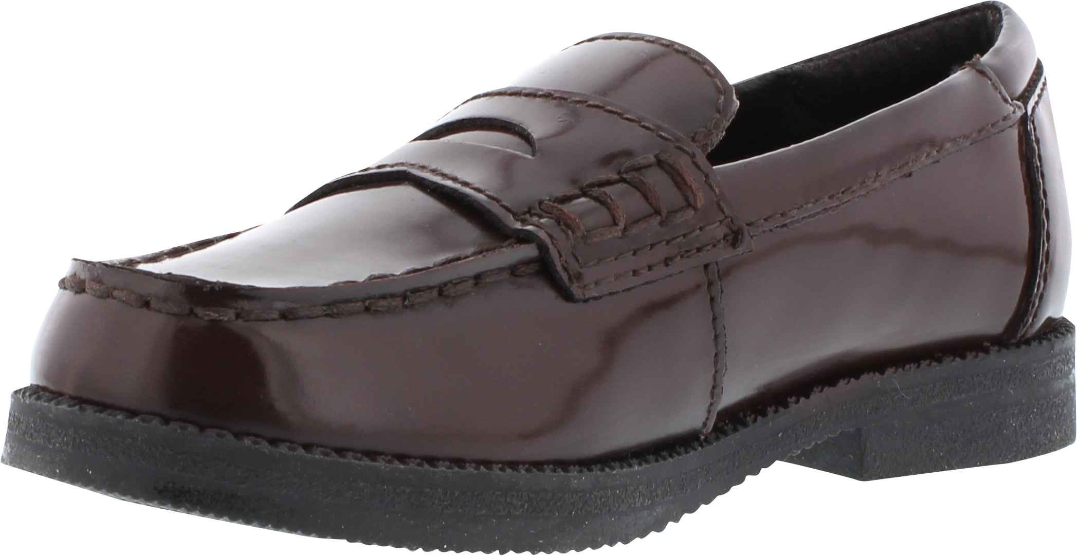 Kenneth Cole REACTION Loaf-er 2 Penny Loafer (Toddler/Little Kid),Burgundy,9.5 M US Toddler