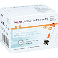 Beurer Gl44/gl50 Blutzucker-teststreifen 100 stk