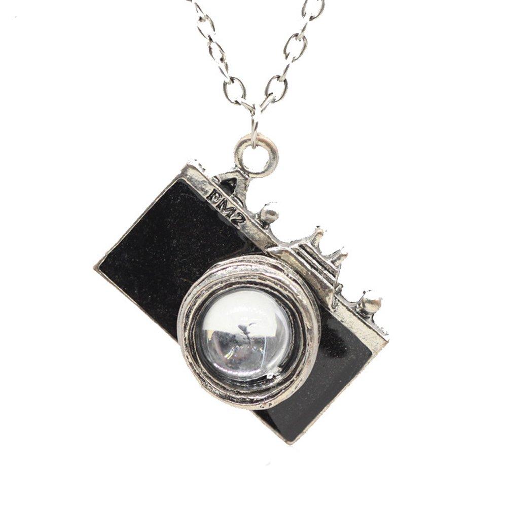 2e705262f6e00 Amazon.com: Isijie jewelry Stylish And Exquisite Retro Style Black ...