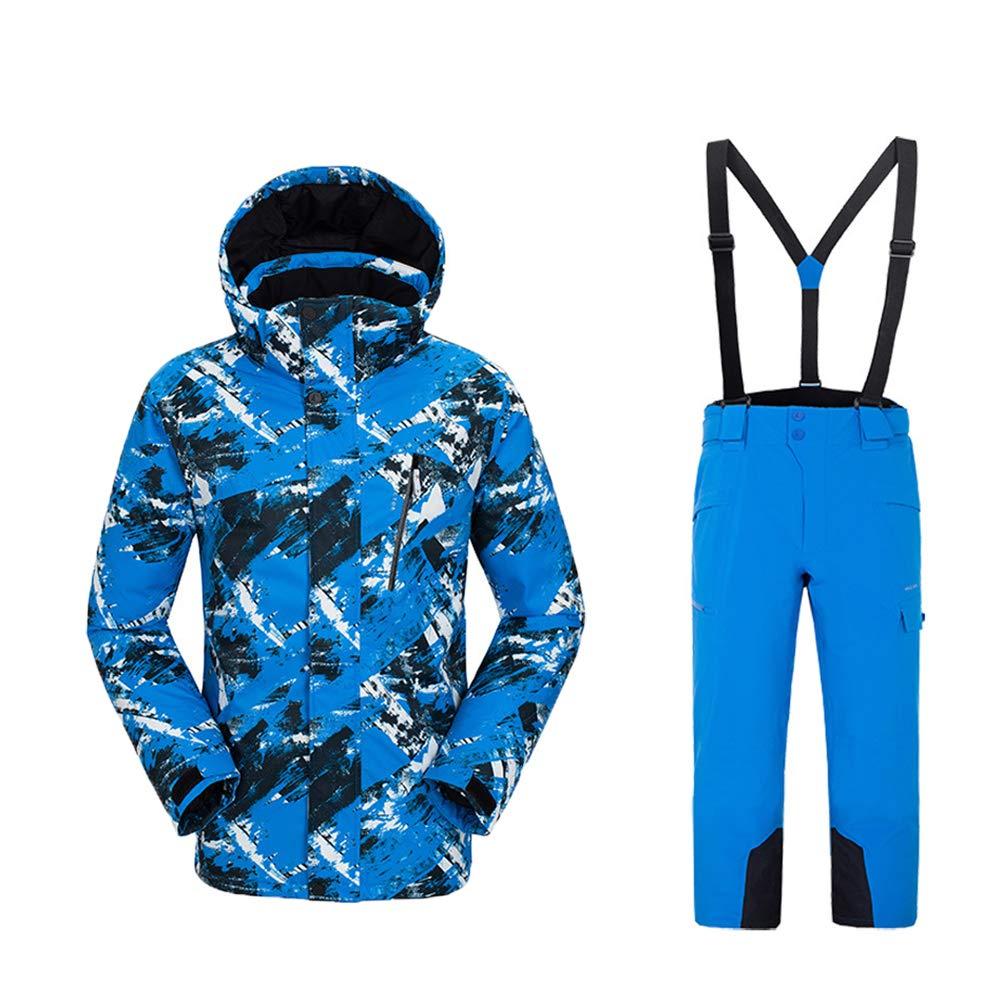 Preself Ski Jacket Pants Snowsuit Boys Snowboard Set Water Resistant,4-12 Y HXF70007HXF70011