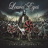 Leaves' Eyes: King of Kings (Lim.Gatefold Blue Vinyl+Bonustra [Vinyl LP] [Vinyl LP] [Vinyl LP] (Vinyl)