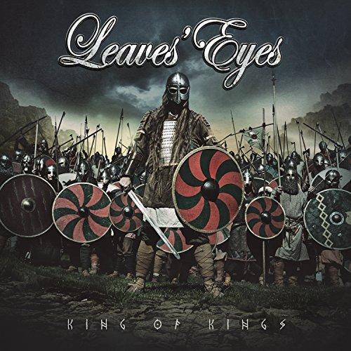 Leaves' Eyes: King of Kings (Lim.2cd-Digibook+Bonustracks) (Audio CD)