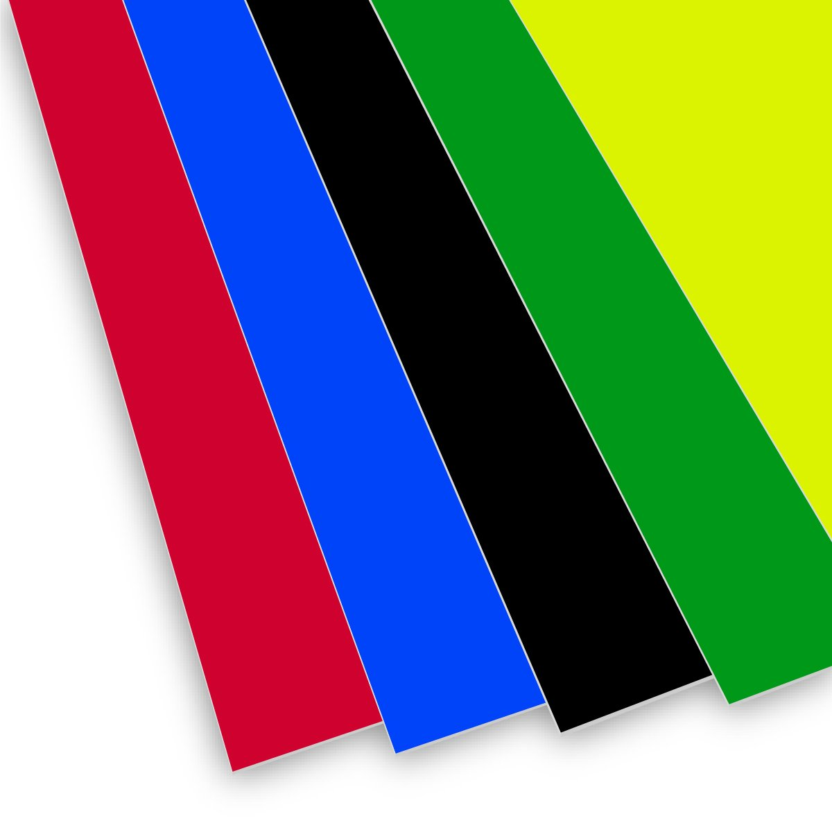 Flipside Products 20305 Foam Board, 20'' x 30'',  Primary Color, Assortment (Pack of 25)