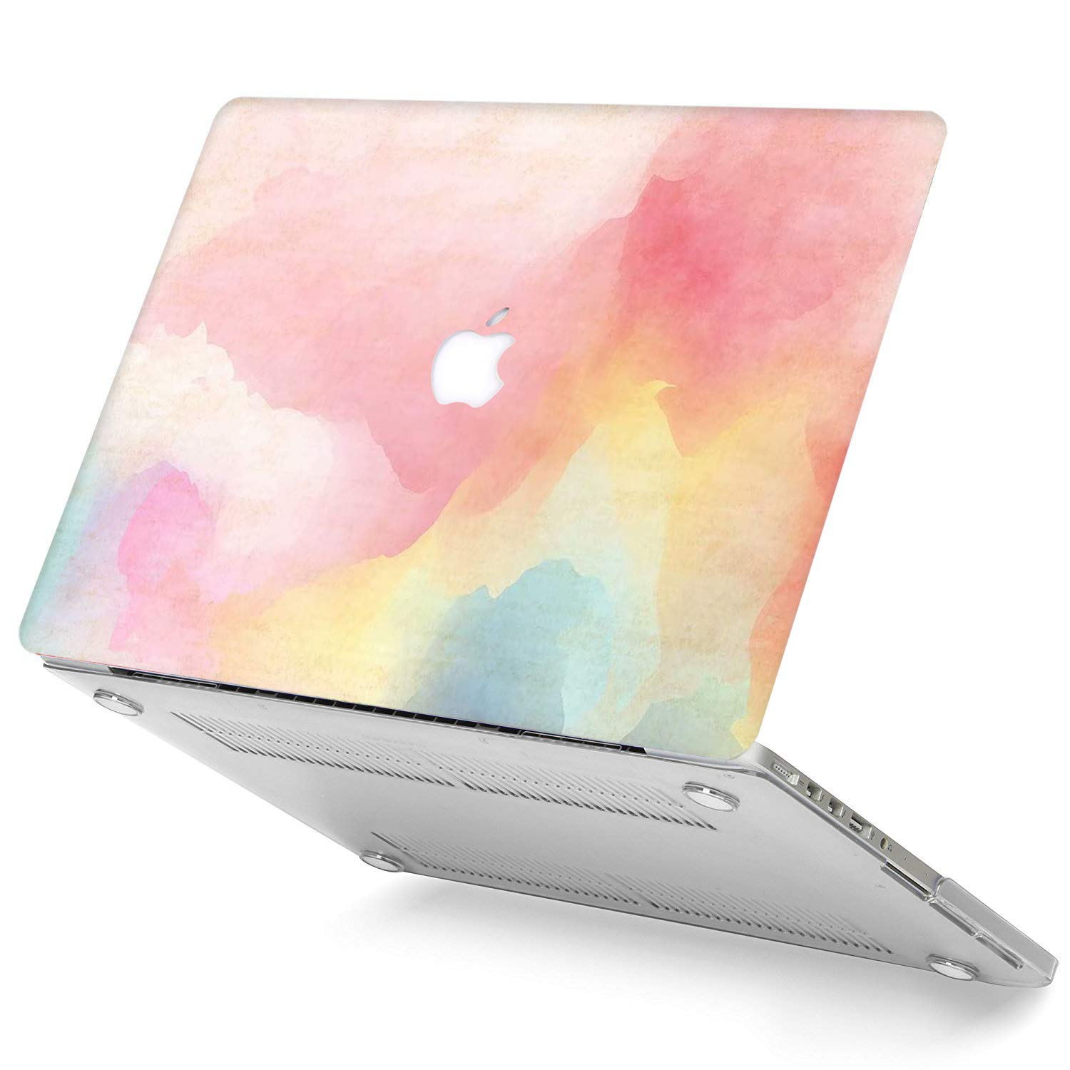 MacBook Pro 13 Case 2018 2017 2016 Release A1989/A1706/A1708, AQYLQ Plastic Hard Case Shell Cover Compatible Newest MacBook Pro 13 Inch with/Without ...