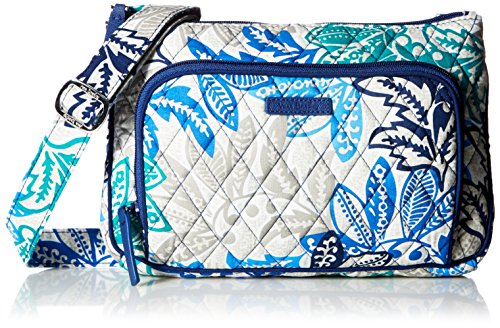 Women's Little Hipster, Signature Cotton, Santiago - Vera Bradley Mini Hipster