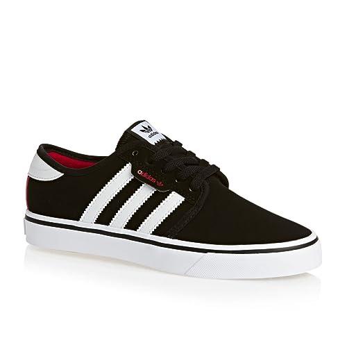 adidas Seeley J, Chaussures de Skateboard Mixte Enfant