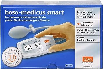 Boso 453-0-143 Medicus smart - Tensiómetro semiautomático: Amazon.es: Salud y cuidado personal