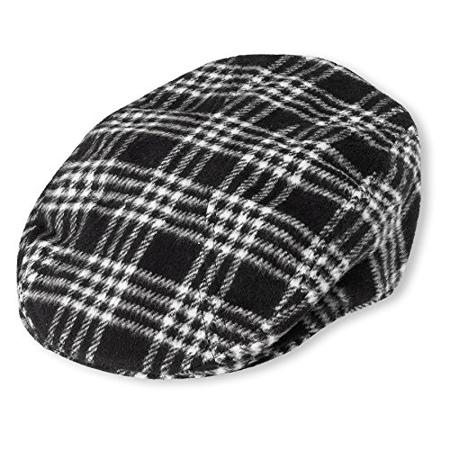 debra-weitzner-wool-blend-tartan-plaid-newsboy-ivy-flat-cap