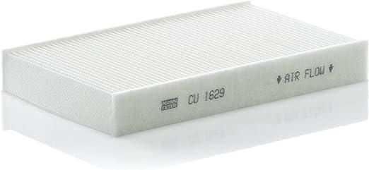 Original Mann Filter Innenraumfilter Cu 1629 Für Pkw Auto