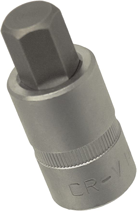 Draper 33565 Metric Hexagon Key Wrench Black 12 mm Size