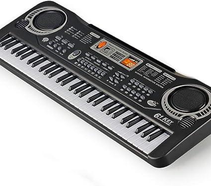 SMAA 61 tecla del Teclado de Piano para niños, música de ...