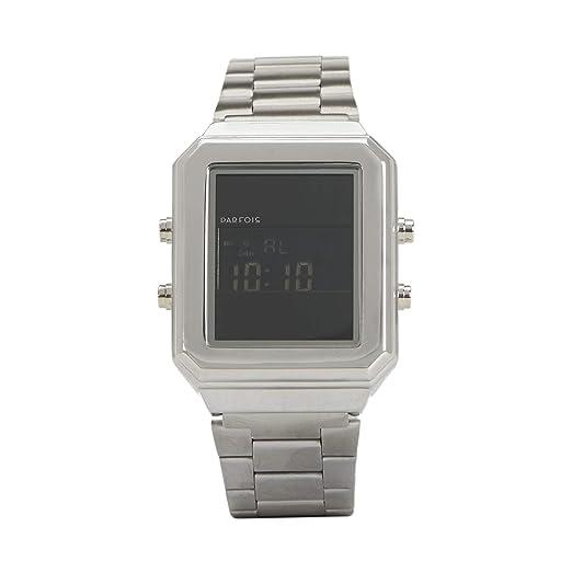 Parfois - Reloj Digital Silver Tray - Mujeres - Tallas Única - Plateado